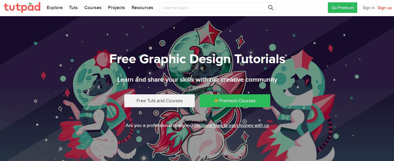 Tempat Kursus Desain Online Gratis