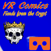 VR ComicsFiends from the Crypt