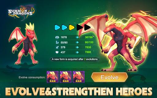 Summon Dragons modavailable screenshots 10