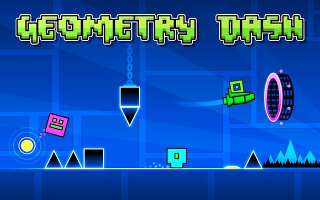 Geometry Dash MOD APK Unlimited Everything
