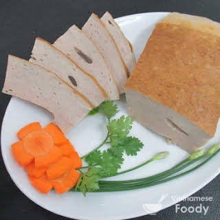 Description Rich and Crisp Vietnamese Sausage Recipe (Chả Mỡ).