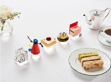 Rosewood Art Afternoon Tea gogoenglish遊學