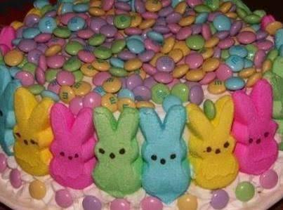 Spring Bunny Cake Recipe