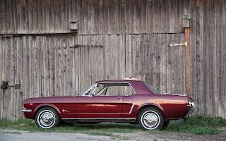 Ford Mustang Rent Niederösterreich