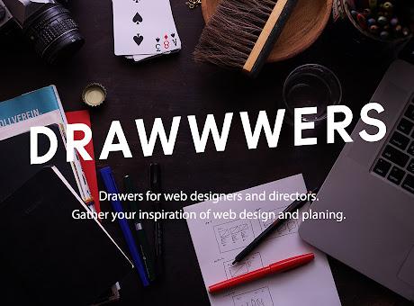 DRAWWWERS Bookmark Button