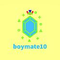 Brain Card Game - Boymate10 icon