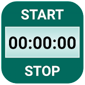 Simple Screen Stopwatch