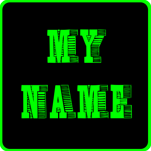 My name photo live wallpaper download