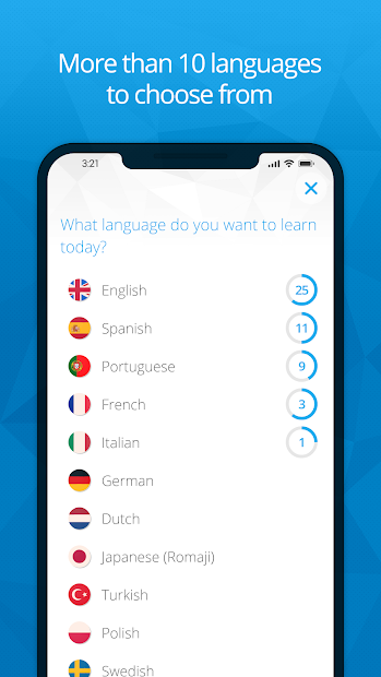 Learn Languages with Music on Google Play Reviews | Stats