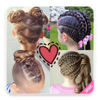 Hairstyles for Girls Step by Step daily use 2018