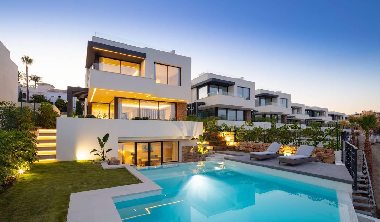 Maison avec piscine et terrasse Estepona