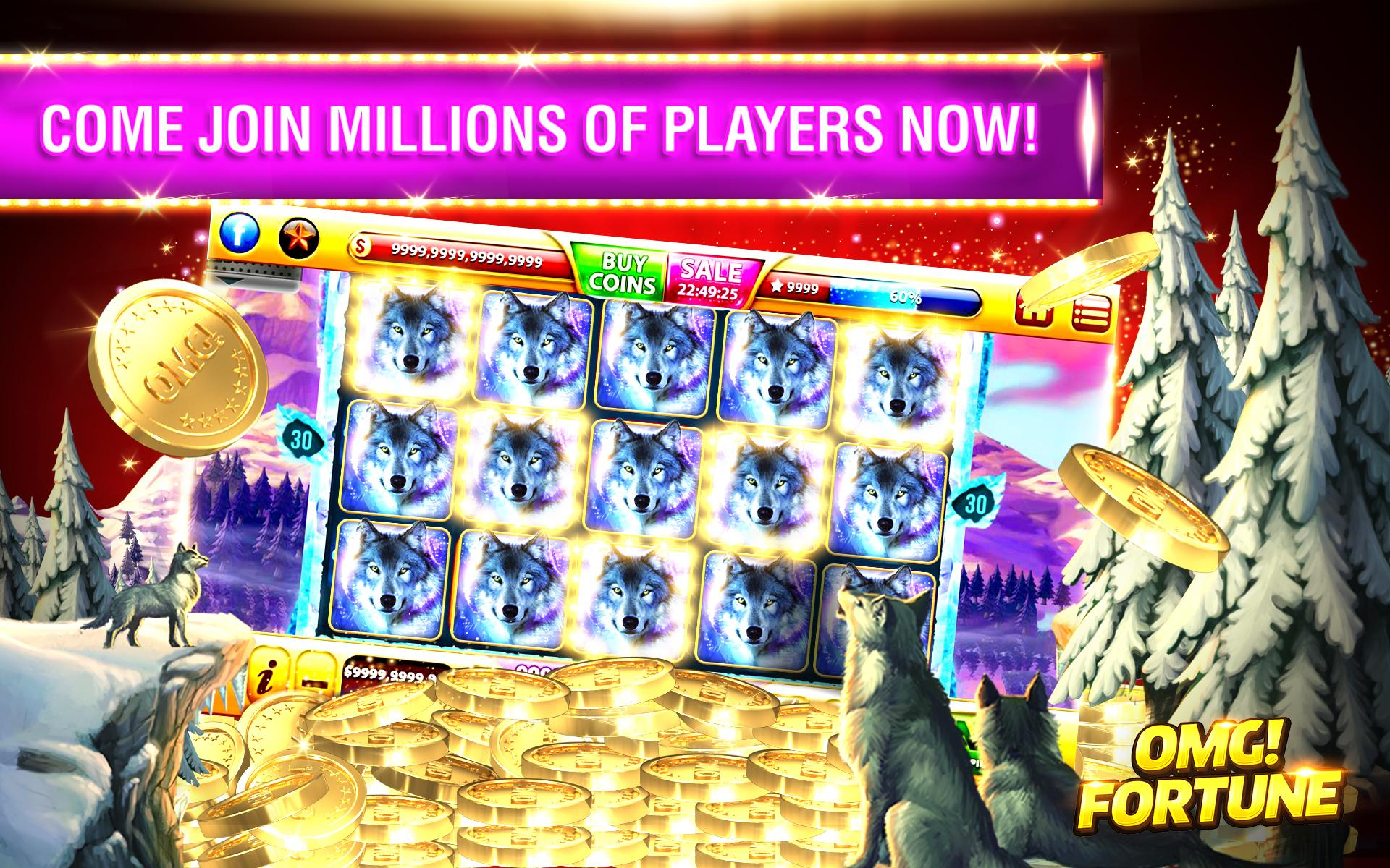 OMG! Fortune Free Slots Casino screenshot #12