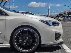 インプレッサ スポーツ GT7のカスタム事例画像 白獅子さんの2020年08月31日05:43の投稿