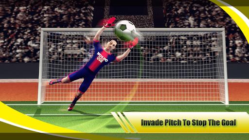 Penalty Kick Soccer Game