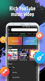 Lark Player —— YouTube Music & Free MP3 Top Player Screenshot