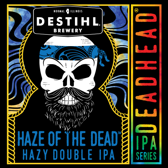 Logo of DESTIHL Deadhead IPA Series: Haze of the Dead