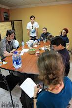Photo: The FCT crew meeting with Fundación Cordillera Tropical.