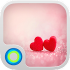 Romantic Heart Launcher Theme icon