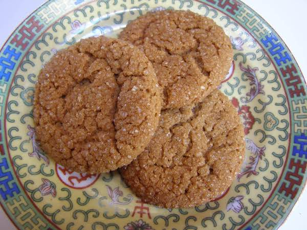 Cookie Jar Ginger Snaps Recipe