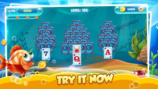 Ocean Fish Solitaire  screenshots 6