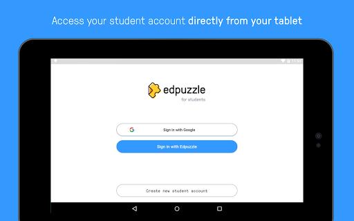 Screenshot for Edpuzzle in Hong Kong Play Store