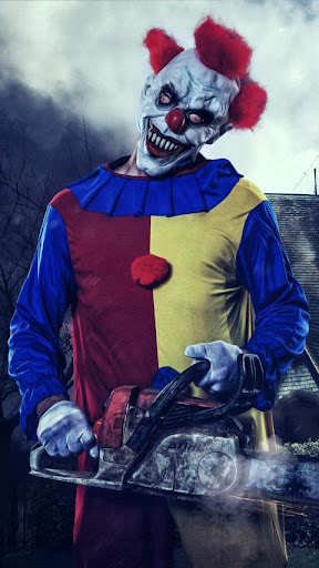 Scary Clown Live Wallpaper By Pretty And Cute Wallpapers Llc Google