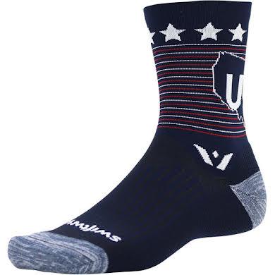 Swiftwick Vision Five Tribute Socks - 5 inch