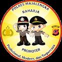 E-PMR Polres Majalengka Raharja icon