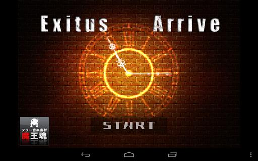 Exitus Arrive