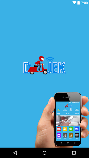 D-JEK OJEK screenshot