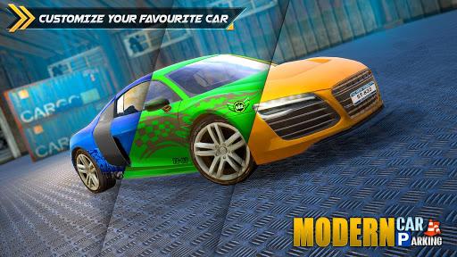 Car Parking 3D Games: Modern Car Game 1.0.8 screenshots 3