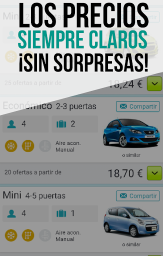 Cheap Car Rental.  screenshots 2