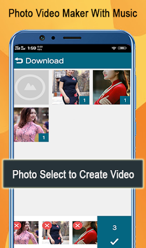 Image Video Maker - Photos Video Maker With Music screenshot 2