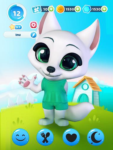 Inu the cute Shiba - virtual pup games 6 screenshots 9