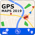 Live GPS Maps 2019 - GPS Navigation Driving Guide 1.6