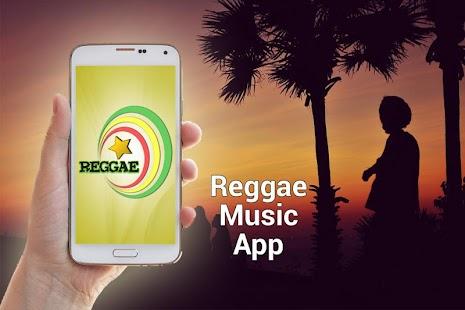 Free Reggae Music App - náhled