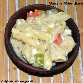 Italian White Sauce Pasta Recipes.