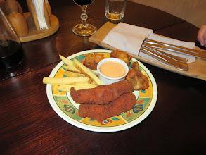 Photo: Breaded chicken