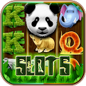 Panda slot casino free icon