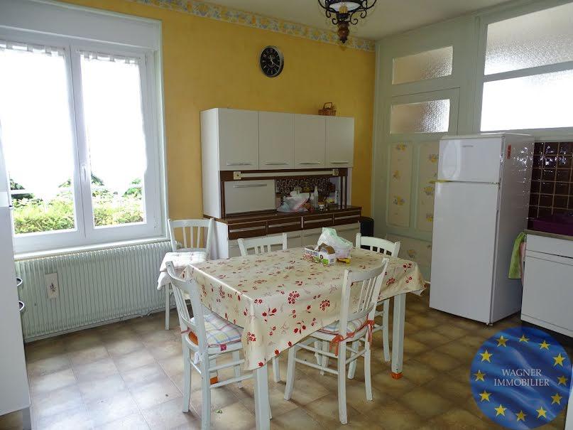 Vente maison 5 pièces 115 m² à Baccarat (54120), 153 000 €
