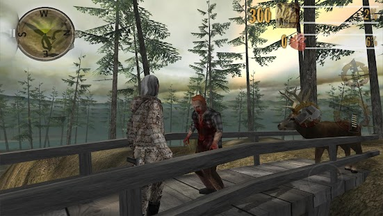 Zombie Fortress : Trophy Pro Screenshot