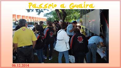 Photo: Viagem de lazer - Guaira 06.12.2014