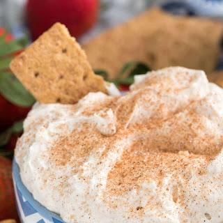 Churro Cheesecake Dip Recipe