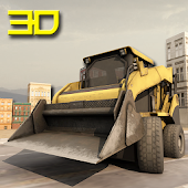 Loader 3d: Excavator Operator