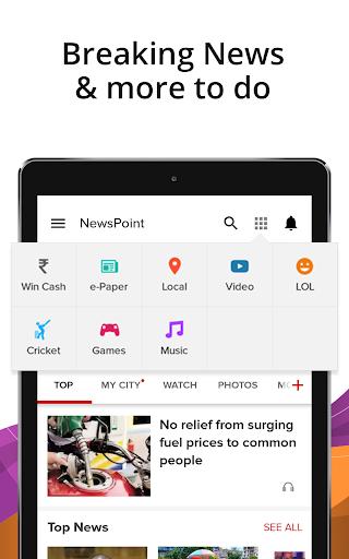 India News,Latest News App,Top Live News Headlines 4.4.0.2 screenshots 10