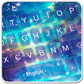 Galaxy Dream Keyboard Theme