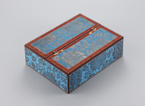 Jewelry Box with Lotus and Peony Design of the Consort of Imperial Prince Yeong