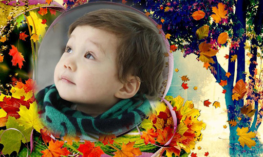 Autumn Background Photo Editor
