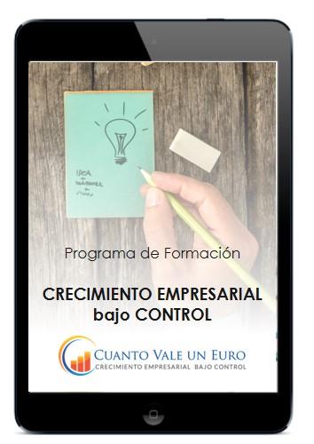 Crecimiento Empresarial bajo Control_Programa de formacion