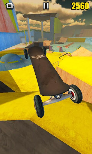 Real Skate 3D screenshot 7